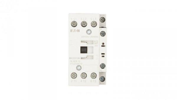 Stycznik mocy 38A 3P 230V AC 1Z 0R DILM38-10(230V50HZ,240V60HZ) 112428