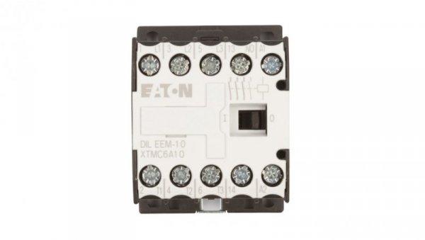Stycznik mocy 6A 3P 230V AC 1Z 0R DILEEM-10(230V50HZ,240V60HZ) 051608