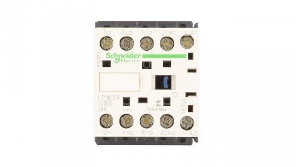 Stycznik mocy 9A 3P 24V DC 0Z 1R LP1K0901BD