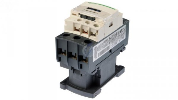 Stycznik mocy 38A 3P 230V AC 1Z 1R LC1D38P7