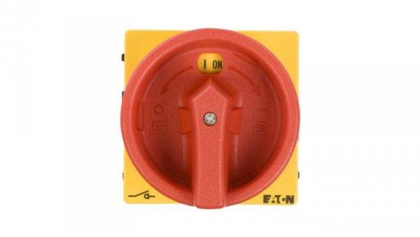 Łącznik krzywkowy 0-1 3P 25A do wbudowania P1-25/EA/SVB 041097