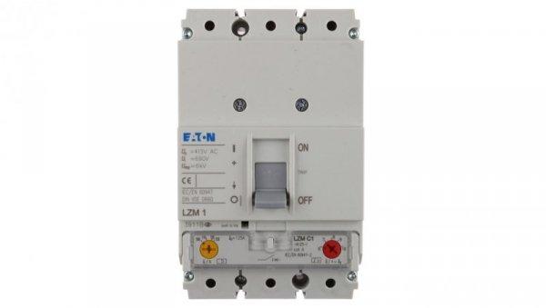Wyłącznik mocy 3P 125A 36kA LZMC1-A125-I 111896