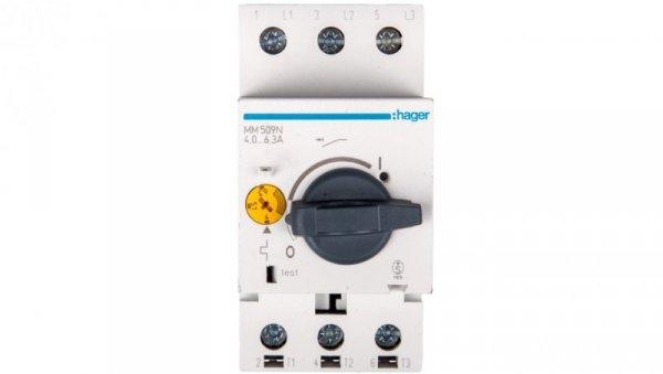 Wyłącznik silnikowy 3P 2,2kW 4-6,3A MM509N