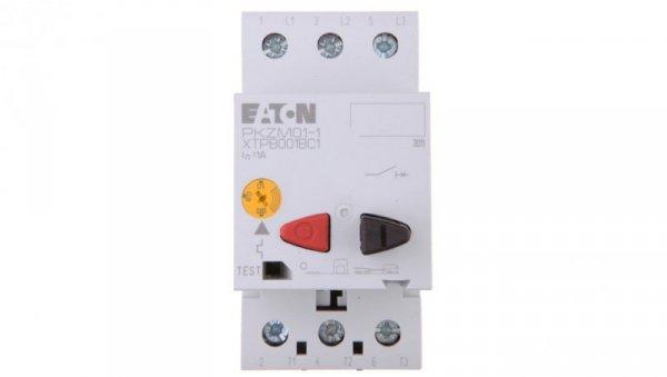 Wyłącznik silnikowy 3P 0,25kW 0,63-1A PKZM01-1 278479