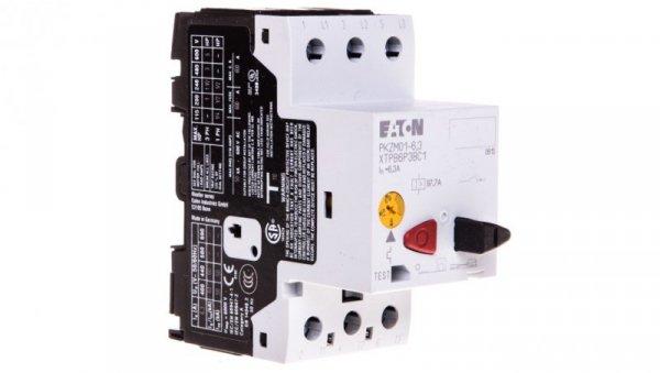 Wyłącznik silnikowy 3P 2,2kW 4-6,3A PKZM01-6,3 278483