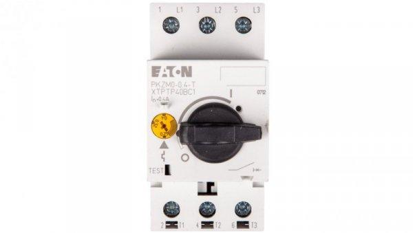 Wyłącznik do transformatorów 3P 0,4A 150kA PKZM0-0,4-T 088909