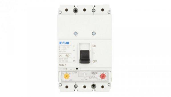 Wyłącznik mocy 3P 100A 50kA NZMN1-A100 259085