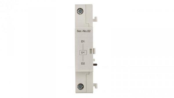 Wyzwalacz podnapięciowy 400V AC U-PKZ0(400V50HZ) 073138