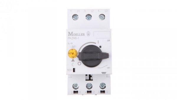 Wyłącznik silnikowy 3P 0,25kW 0,63-1A PKZM0-1 072734