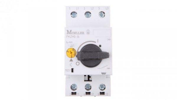 Wyłącznik silnikowy 3P 7,5kW 10-16A PKZM0-16 046938