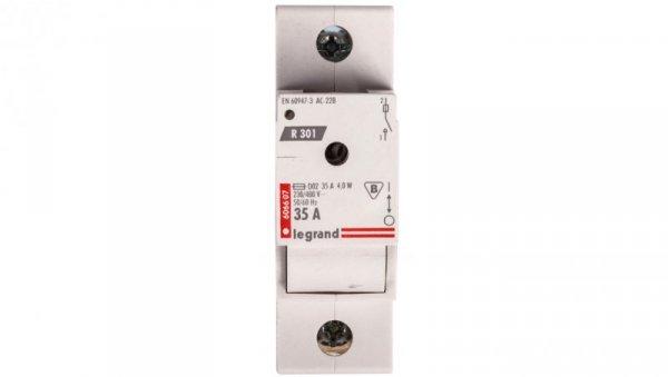Rozłącznik bezpiecznikowy 1P 35A D02 R301 606607