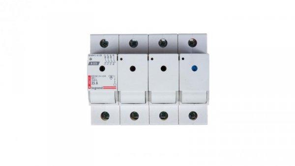 Rozłącznik bezpiecznikowy 3P+N 35A D02 R323 606757