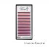 Rzęsy kolorowe Color Feather Volume 0.07 Mix - skręt C