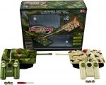 Zestaw małych czołgów bojowych RC