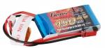 Akumulator Gens Ace 450mAh 7,4V 25C 2S1P
