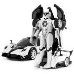 Pagani Transformer 1:14 2.4GHz RTR - Biały