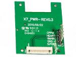 Przełącznik zasilania płyty nadajnika Q X7