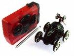 Mini samochód wyczynowy RC 1:28 - Czarny