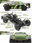 PROMOCJA! MAVERICK TIMBERWOLF 1/10TH RTR BRUSHLESS SCT