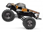 HPI RTR WHEELY KING 4X4 MONSTER TRUCK 2,4 GHZ WATERPROOF