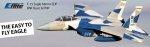 E-flite F-15 Eagle 64mm EDF PNP
