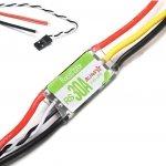 ESC Racerstar 30A BlHeli_S 2-4S - RS30A - Dshot150 Dshot300 do FPV