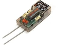 Spektrum odbiornik AS3X AR637T DSM2/DSMX 6CH z telemetrią