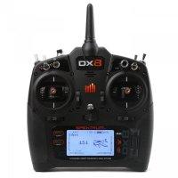 Spektrum DX8e DSMX Mode 1-4 sam nadajnik