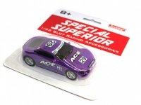 Samochód wyścigowy Special Superior ACE (fioletowy)