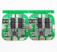 Moduł BMS PCM PCB ładowania i ochrony ogniw Li-Ion - 4S - 16V - 10A - do ogniw 18650