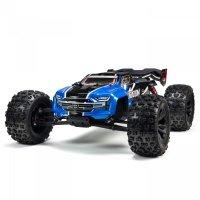 Arrma Kraton 6S BLX 1:8 4WD RTR niebieski