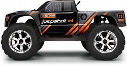 JUMPSHOT MT 1/10 2WD ELECTRIC MONSTER TRUCK