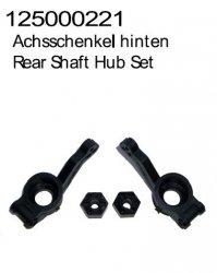 Rear Shaft Hub Set