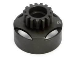 RACING CLUTCH BELL 15 TOOTH (1M)