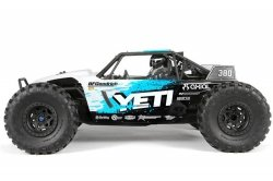 Model RC Axial Yeti Rock Racer, Truck 1:10 KIT