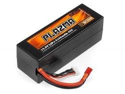 PLAZMA 14.8V 5100mAh 40C LiPo Battery Pack 75.48Wh