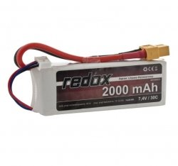 Redox 2000mAh 7,4V 30c - Pakiet LiPo