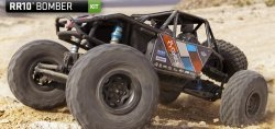 Model RC Axial Bomber 4WD 1:10 KIT