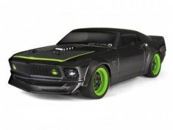 KIT MICRO RS4 1969 FORD MUSTANG -X 1/18 4WD ELECTRIC