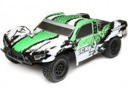 ECX Torment 4WD 1:10 RTR biało/zielony