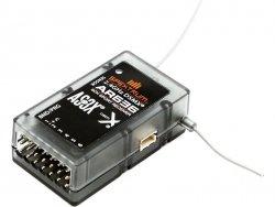 Spektrum DSM X - odbiornik 6CH AR636 AS3X Sport