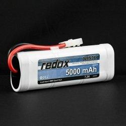 Redox 5000 mAh 7,2V - Pakiet NiMH