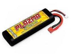 HPI Plazma 7.4V 4000mAh 20C Lipo Round Case Stick Pack Re-Charge
