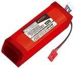 VTEC Tx-Pack 3S1P 2700 mAh 11.1V Li-Pol - KO Helios