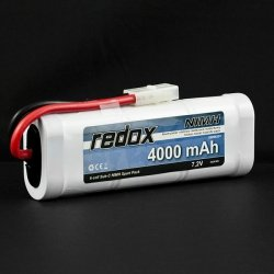 Redox 4000 mAh 7,2V - Pakiet NiMH