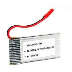 Akumulator bateria Galaxy Visitor 3 1200MmAh 3,7V 25C