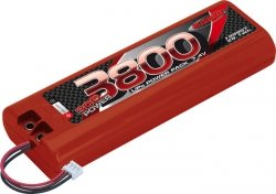 NOSRAM LiPo Power Pack 3800 mAh 7,4V 30C