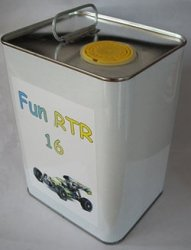 PALIWO FUN RTR - 16% 3L DO ANSMANN