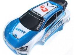 Niebieska karoseria dla samochodu WLToys