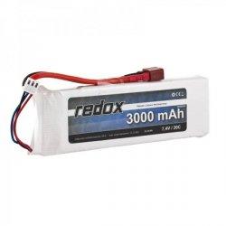 Redox 3000 mAh 7,4V 20C - pakiet LiPo